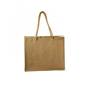 Bolsa de yute BJ03C 35 x 40 x 17 cm.