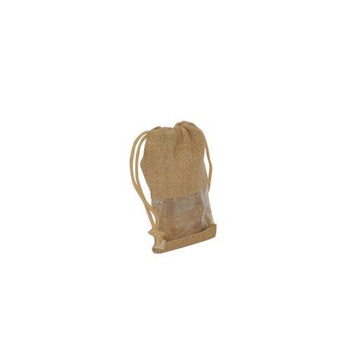 Saco de yute SJ1510C2 15 cm de alto y 10 cm de ancho