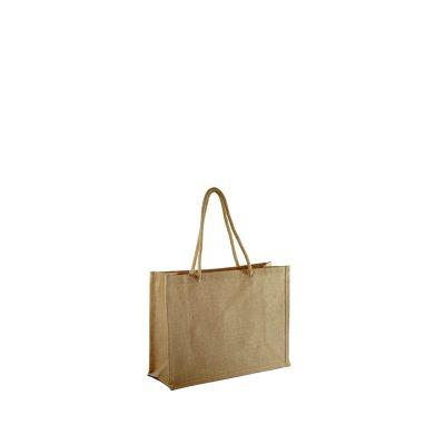 Bolsa de yute BJ08C 20 cm de alto, 30 cm de ancho y 7 cm de fuelle.