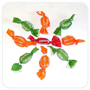 Caramelo Duro Frutal 4,5 grs 1