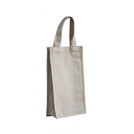 bolsa de algodón WBC010C 35 x 20 x 10 cm.