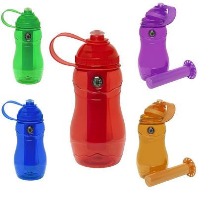 botella plastica regalo