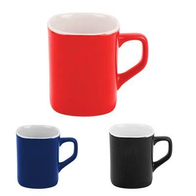 taza con logo corporativo