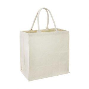 bolsa algodon premium
