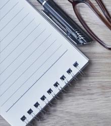 cuaderno corporativo