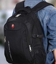 mochilas con logo