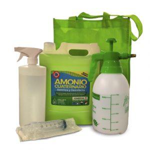 pack sanitizacion
